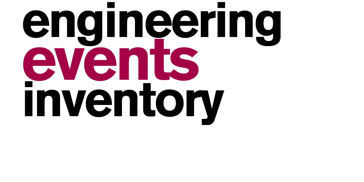 Engineering Events Inventory