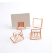 rose gold card holders